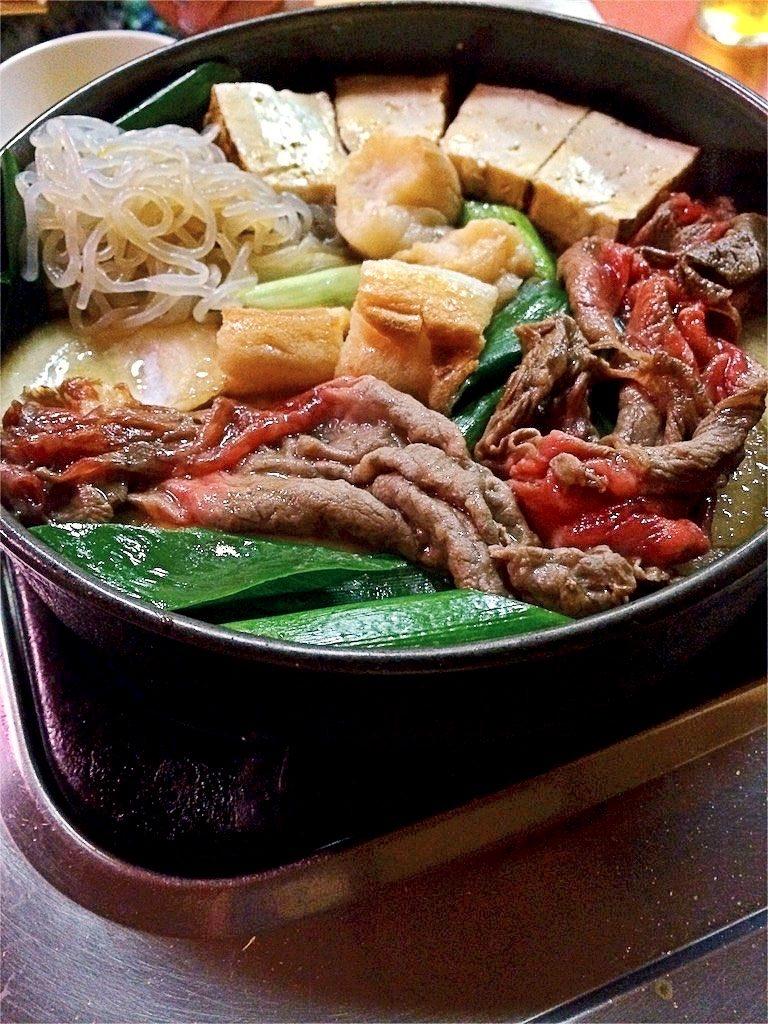 キムラのすき焼