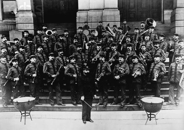 sausa's band